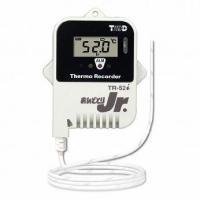 小型データロガーTR-5iシリーズは、温度、電圧、4-20mA、パルス数を測定・記録するデータロガー...