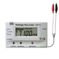 電圧データロガー 「VR-71」は、電圧信号を測定・記録するデータロガーです。測定範囲はDC±15V...