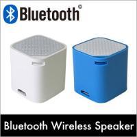 極小サイズ Bluetooth ワイヤレス スピーカー iPhone Android スピーカー シ...