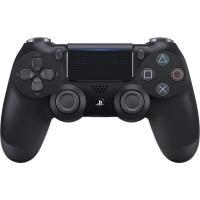 純正 正規品 PS4 ワイヤレスコントローラー DUALSHOCK4 ジェット・ブラック(CUH-ZCT2J) 印あり SONY ソニー