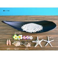 貝殻 スターフィッシュ ビーチデコレーション インテリアトレー1  ハワイアン雑貨 インテリア雑貨 天然シェル  likebeach 06