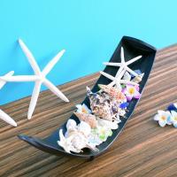貝殻 シェル スターフィッシュ ビーチデコレーション インテリアトレー4 ハワイアン雑貨 インテリア雑貨|likebeach