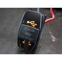 Can-Am SPYDER RT用 発光色アンバー USBソケット|lirica-store|02