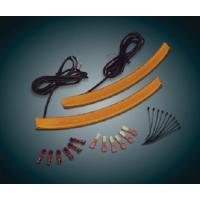 BRP Can−Am SPYDER Fフェンダー LEDサイドマーカー(イエロー)SHOW CHROME製 lirica-store 04