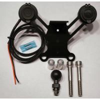 spyderextras製 CAN-AM SPYDER RT用 12ボルトソケット&USBのドッキングステーション|lirica-store
