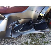 Can-Am SPYDER RT用 The Ultimate Luxury floorboard 純正色塗装仕上げ TRICKLED製 lirica-store