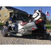Can-Am SPYDER RT用 The Ultimate Luxury floorboard 純正色塗装仕上げ TRICKLED製 lirica-store 06