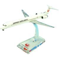 日本航空(JAL)の「鶴丸」塗装仕様を1/200スケールで再現しました。 製造国:中国 素材・材質:...