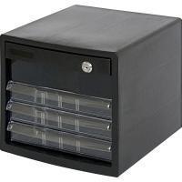 A4フラットファイルがぴったり収まります。仕切り板が取り付けできるので、小物の整理や収納に便利です。...