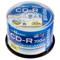 【商品名】日立マクセル(HITACHI) CD-R <700MB> CDR700S.WP.50SP ...