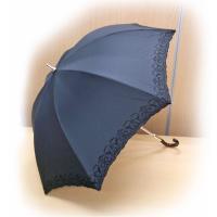 【商品名】テイジン ナノフロント使用 遮熱パラソル(晴雨兼用傘) ブラック