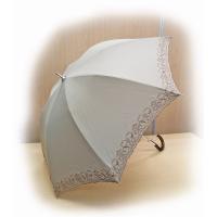【商品名】テイジン ナノフロント使用 遮熱パラソル(晴雨兼用傘) ベージュ