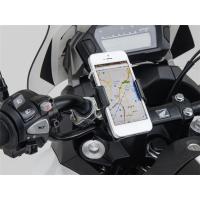 【商品名】【DAYTONA/デイトナ】バイク用スマートフォンホルダー クイック