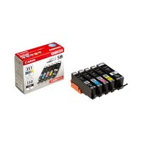 【商品名】(まとめ) キヤノン Canon インクタンク BCI-351XL+350XL/5MP 5...