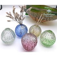 琉球ガラス 一輪挿し フラワーベース かわいい 花のある暮らし インテリア雑貨