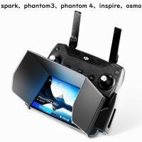 DJI mavic spark phantom3 phantom 4 inspire  osmo モニター日除けフード L168mm Ipad mini 7.9インチ対応