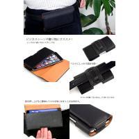 全機種対応 ベルト ベルト掛け シンプル ブラック 黒 ビジネス PU レザーポーチ スマホポーチ PU レザー 5s se iphone8 iphone 8