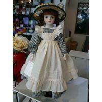 若月まり子さんが制作した人形作品は、ほとんど(桐塑・石塑の人形も制作していますが)ビスクドールです。...