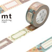 マスキングテープ mt ex ラベル 幅20mm ( カモ井加工紙 マステ 和紙テープ )