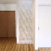 冷気キープカーテン エアコン 暑さ対策 間仕切り 幅100×丈260cm レギュラー ( カーテン 冷気 つっぱり )