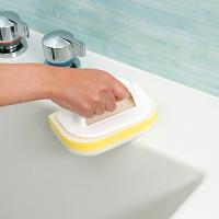 ●洗剤を使わず、水だけで汚れを落とす使い捨てクリーナーです。●軽くこするだけで汚れが簡単に落とせます...