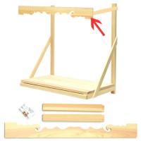 ●神棚設置用の棚板に取り付ける幕板です。 ●幕板には注連縄や神前幕が取り付けられるので神棚が一層豪華...