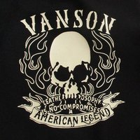 VANSON バンソン ドライTシャツ メンズ 半袖 クローズ WORST コラボ ll-factory 03