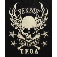 VANSON バンソン ドライTシャツ メンズ 半袖 クローズ WORST コラボ ll-factory 05