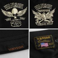 VANSON バンソン ドライTシャツ メンズ 半袖 クローズ WORST コラボ ll-factory 07