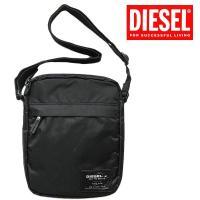 """大人気ブランド""""DIESEL/ディーゼル""""より、コンパクトボディのショルダーバッグです。 ディーゼル..."""