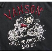 VANSON バンソン ポロシャツ メンズ FELIX フィリックス コラボ