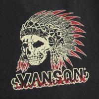 VANSON バンソン フライス半袖Tシャツ メンズ