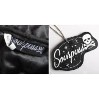 Sourpuss Clothing サーパスクロージング ボストンバッグ トラベルバッグ ショルダーバッグ ロカビリー スカル
