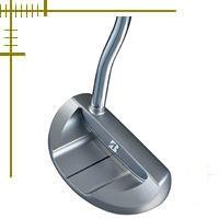 ●コンパクトなヘッド形状でストレートにストロークしやすいマレットタイプ『TD-02』●硬度の異なる2...