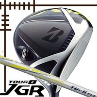 ブリヂストンゴルフ ツアーB JGR ドライバー TG1-5カーボンシャフト 18年モデル|lockon