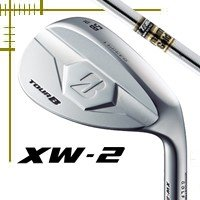 ●シルバー仕上げ・アスリートゴルファーの求める丸型グース形状のXW-2モデル●ダイナミックゴールドシ...