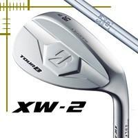 ●シルバー仕上げ・アスリートゴルファーの求める丸型グース形状のXW-2モデル●NS950スチールシャ...