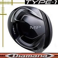ミズノ MP タイプ1 ドライバー ディアマナ RFシリーズ カスタムモデル 17年モデル lockon