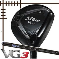 タイトリスト VG3 フェアウェイウッド タイトリストVGFカーボン 18年モデル 日本仕様|lockon