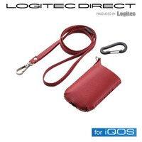 商品紹介 ■iQOS(アイコス)に必要なものを全て持ち運べるソフトレザーケース  ■手にしっとりとな...