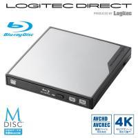USB3.0ポータブル12.7mmBD編集再生書込ソフト付き ▼4Kビデオ再生、AVCHD/AVCR...