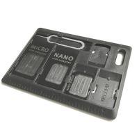 財布に入るサイズなので旅行先でも安心のSIMカードホルダー。シムカード携帯するときの必需品です。 S...