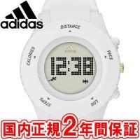 アディダス 腕時計 SPRUNG MID スプルングMID 44mm レディース オールホワイト a...