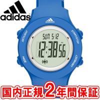 アディダス 腕時計 SPRUNG basic スプルング ベーシック 40mm レディース ブルー/...