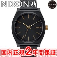 [THE TIME TELLER]  NA0451041-00  Matte Black/Gold ...