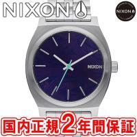 NIXON ニクソン THE TIME TELLER タイムテラー メンズ/レディース腕時計 ブラッ...