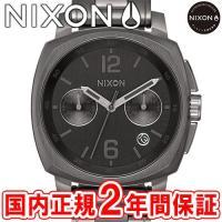 NIXON ニクソン THE CHARGER CHRONO チャージャークロノ メンズ腕時計 オール...