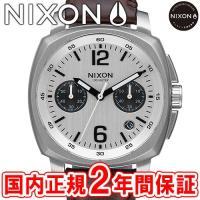 NIXON ニクソン THE CHARGER CHRONO LEATHER チャージャークロノレザー...