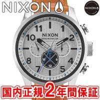 NIXON ニクソン THE SAFARI DUAL TIME LEATHER サファリ デュアルタ...