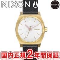 NIXON ニクソン THE MEDIUM TIME TELLER LEATHER ミディアムタイム...